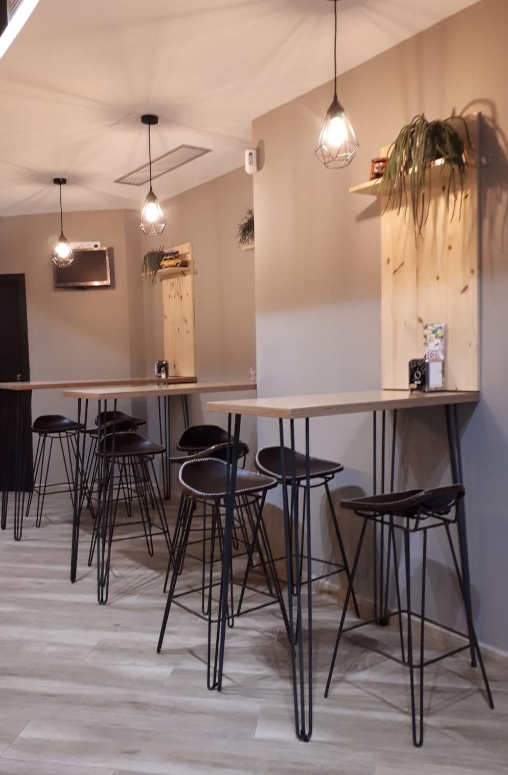 Mesas Tapas Linaje Café Bar